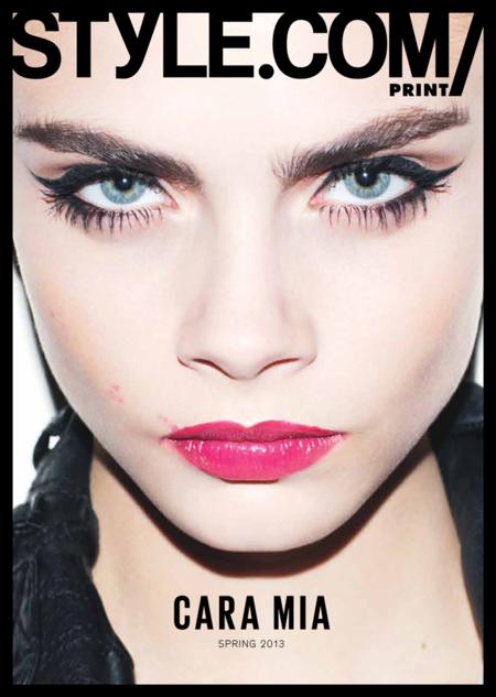 Style.com/Print Primavera 2013