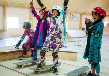 Skateistan Skateboarding Girls Afghanistan Jessica Fulford Dobson 9