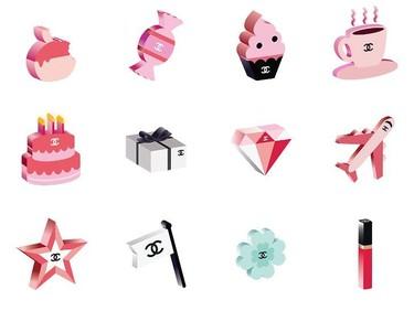 ¿Whatsappear con glamour? Chanel te lo pone fácil con su nueva colección de emojis