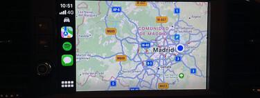 Mapas Apple iOS 15: la actualización trae tráfico en directo y vista en 3D