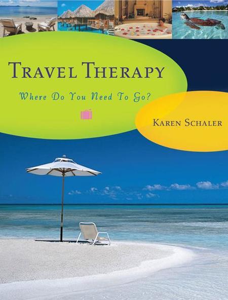 Travel Therapy, un libro con destinos para cada situación y estado de ánimo