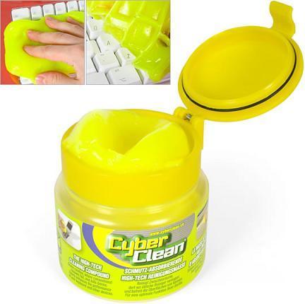 Cyber Clean, limpiador de teclados