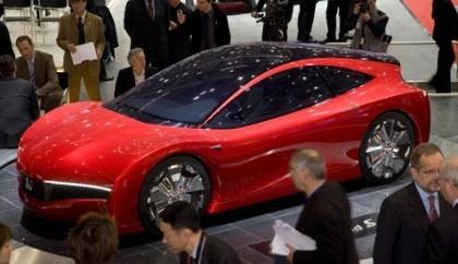 Honda Small Hybrid Concept