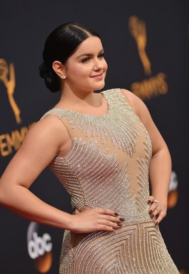 Las curvas brillaron en la alfombra roja de los Premios Emmy (con una excepción)