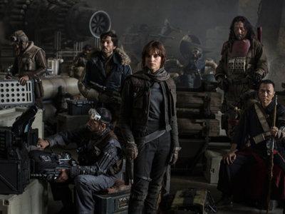 Rogue One: A Star Wars Story. Más historias desde una galaxia muy, muy lejana