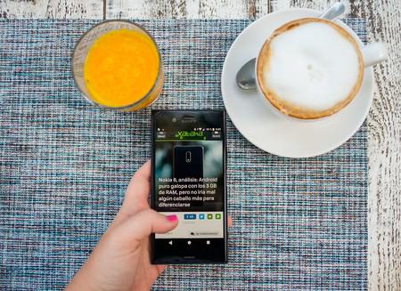 Sony Xperia XZ1 tras un mes uso: sonido y un Android 8.0 optimizado son las claves del más rebelde