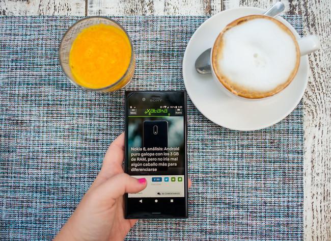 Sony Xperia XZ1 review tras un mes de uso Xataka