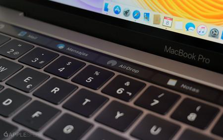 La Touch Bar pasa a ser de serie en todos los MacBook Pro