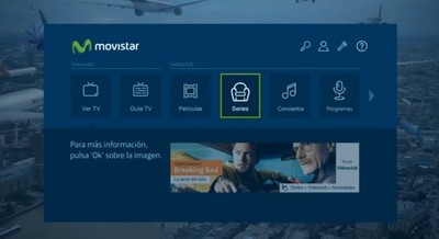 Movistar TV simplifica su oferta con sólo dos paquetes: Movistar TV y Movistar TV Familiar