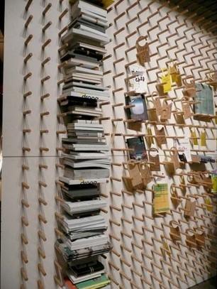 Librerías sin estantes