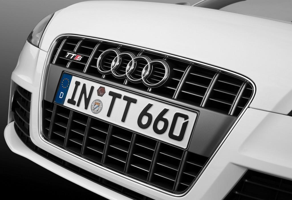 Foto de Audi TTS (29/40)