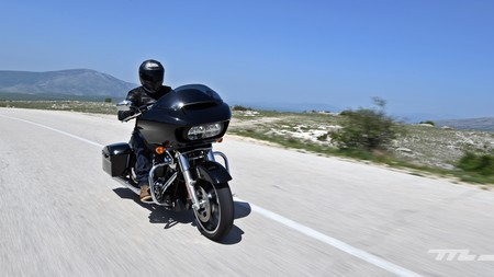 Harley Davidson Road Glide 2018 Prueba 006