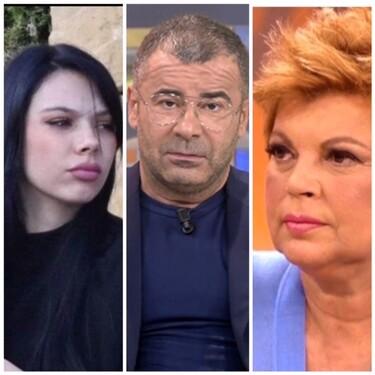 Jorge Javier Vázquez bombardea a las Campos y acusa de ridícula a Alejandra Rubio