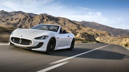 Maserati GranCabrio MC, sin novedad en el frente