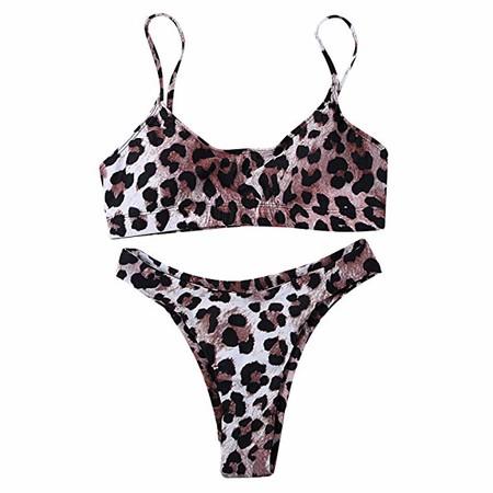 Bikini Leopardo Verano 2019