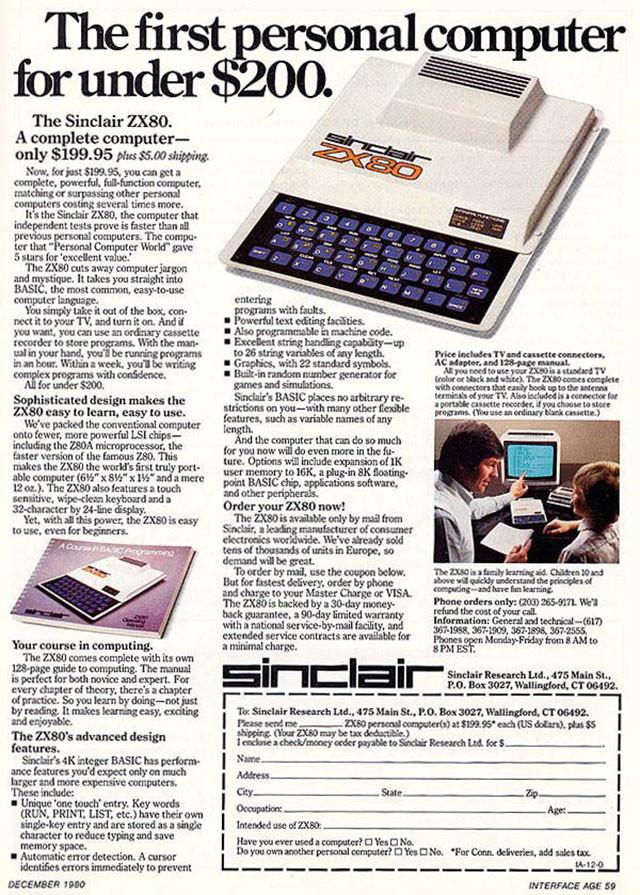 Vintage Computer Ad 34