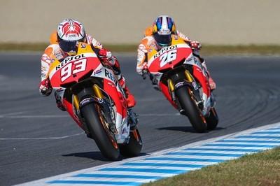 MotoGP Valencia 2013: Luis Salom, Marc Márquez y Pol Espargaró arrancan en cabeza