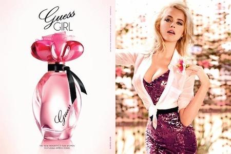 Para las chicas jóvenes de hoy en día llega la nueva fragancia de Guess, Girl