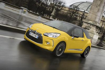 Citroën DS3 Electro Shot, pura descarga visual