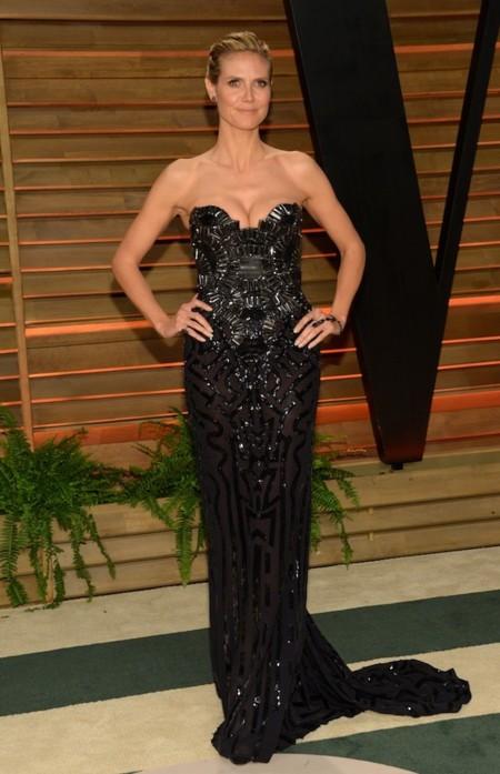 Heidi Klum oscar 2014 vanity fair
