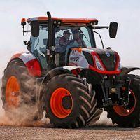 TractorGP, o cuando Márquez y Pedrosa demuestran que también saben ir rápido con maquinaria agrícola