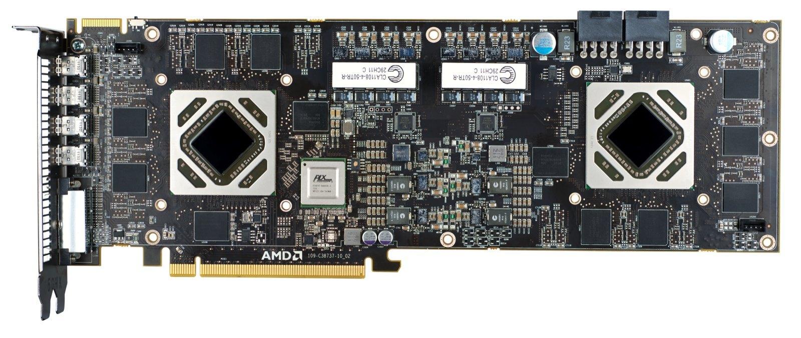 Foto de AMD 7990, imágenes oficiales (1/9)