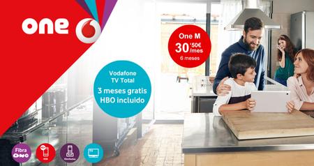 Vodafone contraataca con Vodafone One y tarifas Red al 50% durante 6 meses, y televisión gratis 3 meses