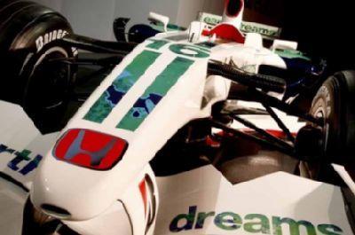 Ni en Honda confian demasiado en el RA108