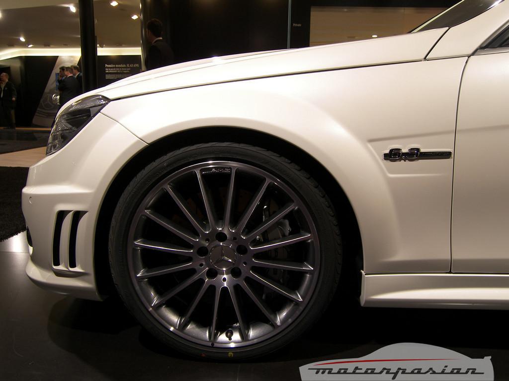 Foto de Mercedes C63 AMG en el Salón de Ginebra (11/15)