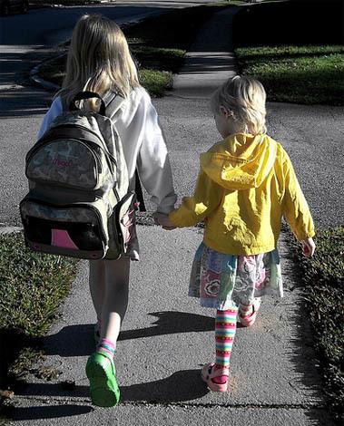 """Francesco Tonucci: """"Los niños deben ir solos a la escuela desde los 6 años"""""""