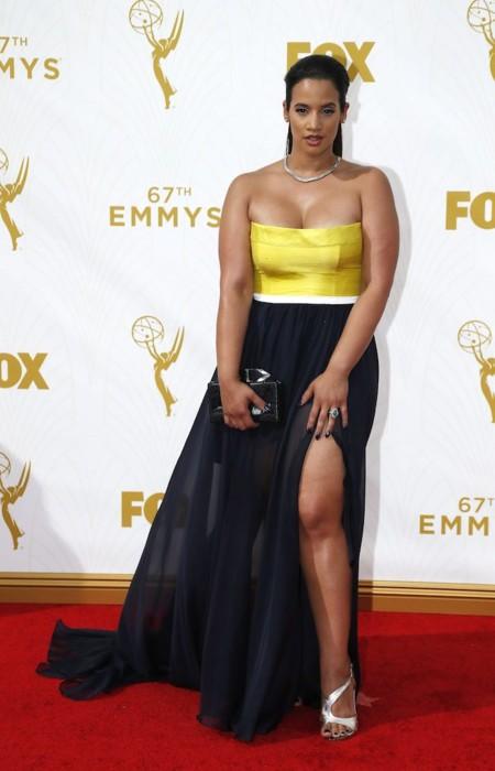 Dascha Polanco Emmys 2015