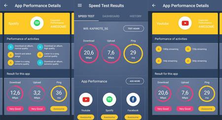 Meteor Test analiza la velocidad de tu conexión y te dice qué tal te funcionarán las aplicaciones