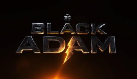 Black Adam La Roca Logo Enemigo Shazam