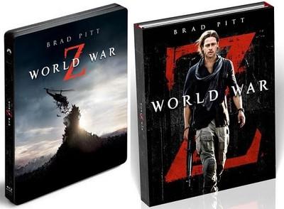 'Guerra Mundial Z', 'Pacific Rim' y 'Aviones' ya a la venta en dvd y blu-ray