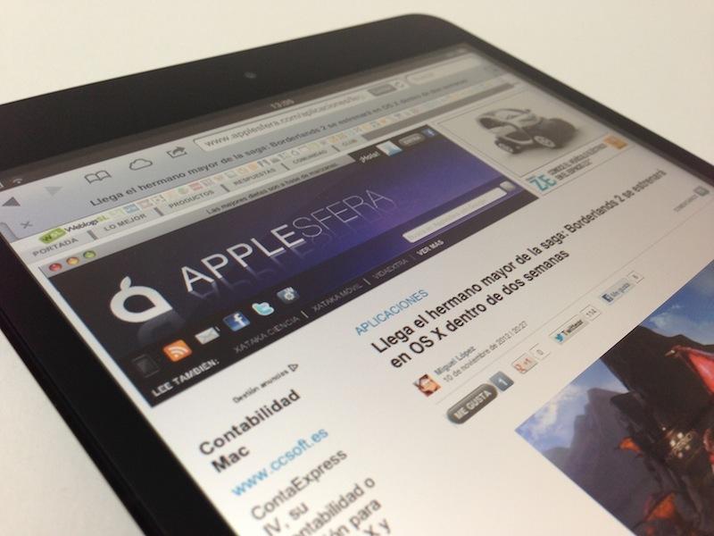Foto de Capturas de la pantalla del iPad mini (5/29)