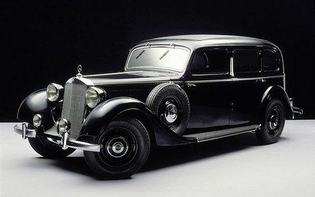 Hace 75 años apareció el primer Mercedes diesel