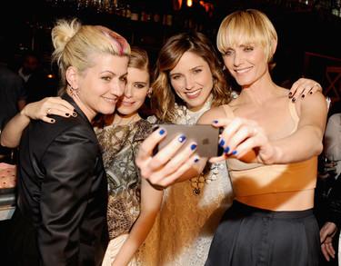Las famosas se vuelven ecológicas en la fiesta de H&M Conscious Exclusive