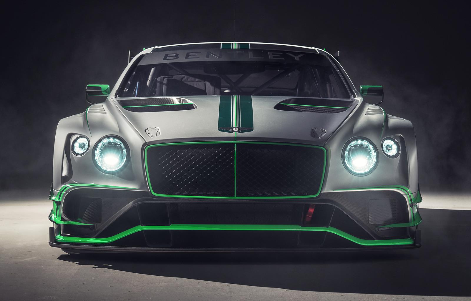 Foto de Bentley Continental GT3 (4/5)