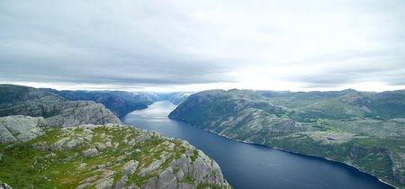 La sensación de contemplar un paisaje inabarcablemente bello