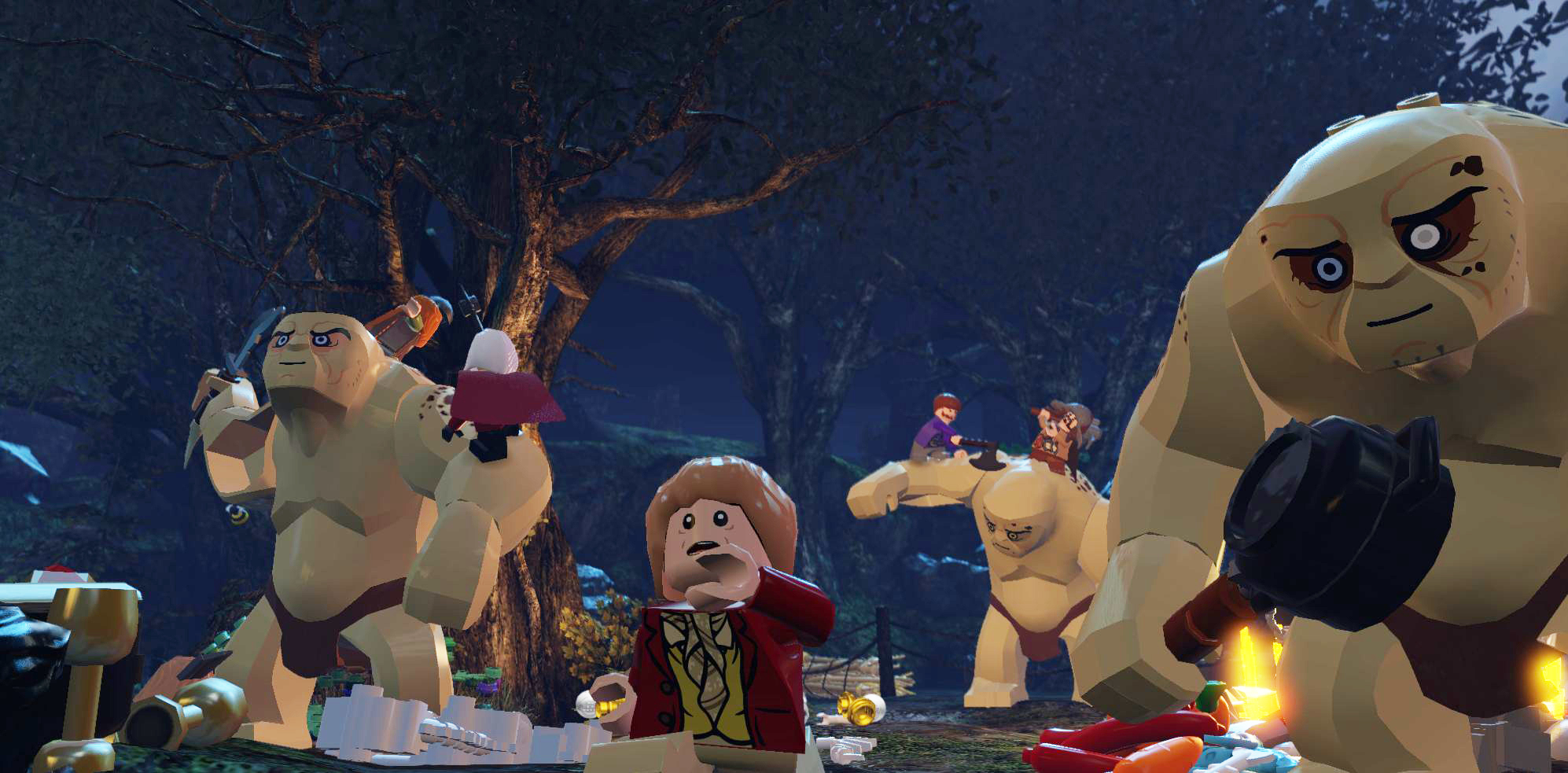 Foto de Lego: The Hobbit (1/3)