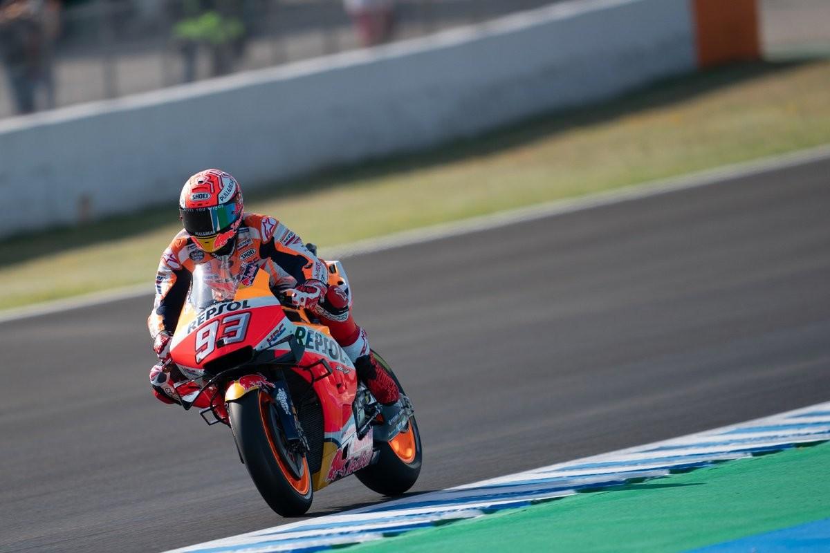 Le Mans, tierra de abundancia para los españoles en MotoGP y de sequía para Ducati y Valentino Rossi