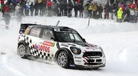 Michal Kosciuszko reduce su programa en el WRC para optar a algo más