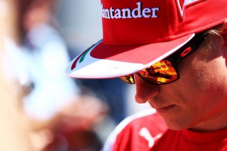 Kimi Räikkönen se resigna y da por perdido este campeonato