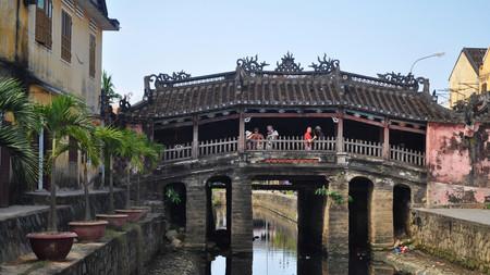 Puente habitado Vietnam