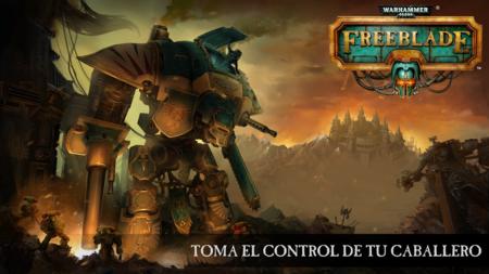 Warhammer 40,000: Freeblade, un espectacular juego de acción para Android que no te puedes perder