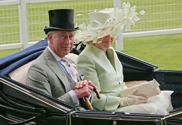 Foto de Ascot 2008: imágenes de sombreros, tocados y pamelas (13/20)