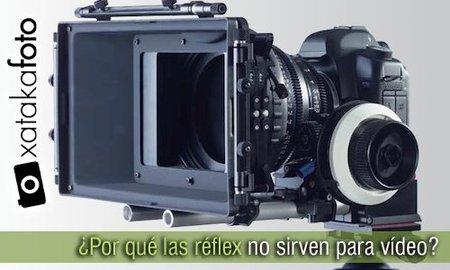 Nueve aspectos en los que una réflex flaquea a la hora de grabar vídeo