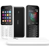Nokia 222: el económico feature phone que aspira a ser un smartphone