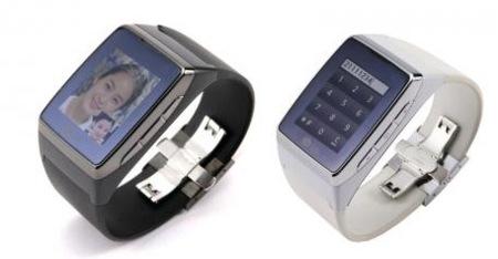 LG GD910, móvil en un reloj