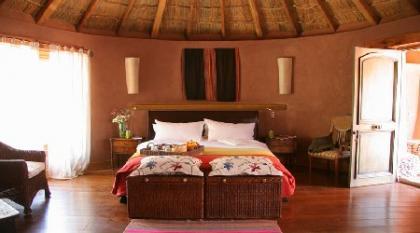 Uno de los mejores hoteles del mundo está en un desierto